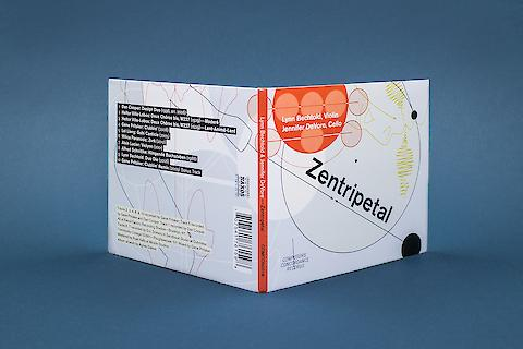 Composers Concordance Records, Zentripetal — Album Artwork, Illustration